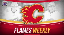 Calgary Flames Weekly: Blowout Win Over Senators Keeps Season Alive
