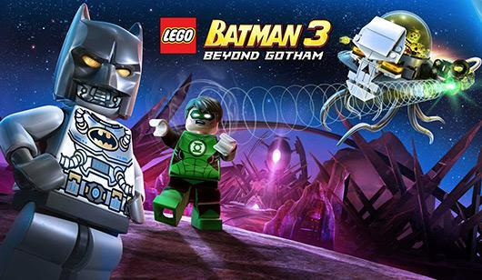 Lego Batman 3 goes Beyond Gotham on November 11