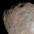 The Origin Story of Mars' Moons Has Taken Unexpected Turn