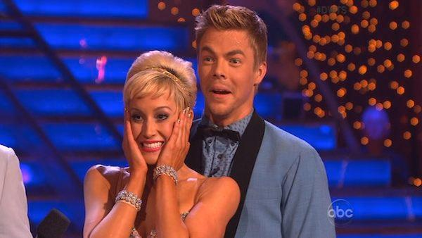 'Dancing With The Stars': Kellie Pickler is queen on 'Prom Night'