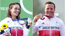 Today at the Games: Mallory Franklin and Matt Coward-Holley boost GB medal haul