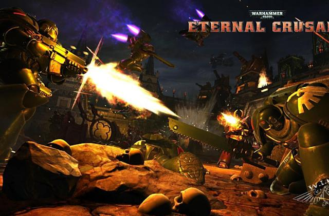 Warhammer 40,000: Eternal Crusade announces $15 pioneer founder packs