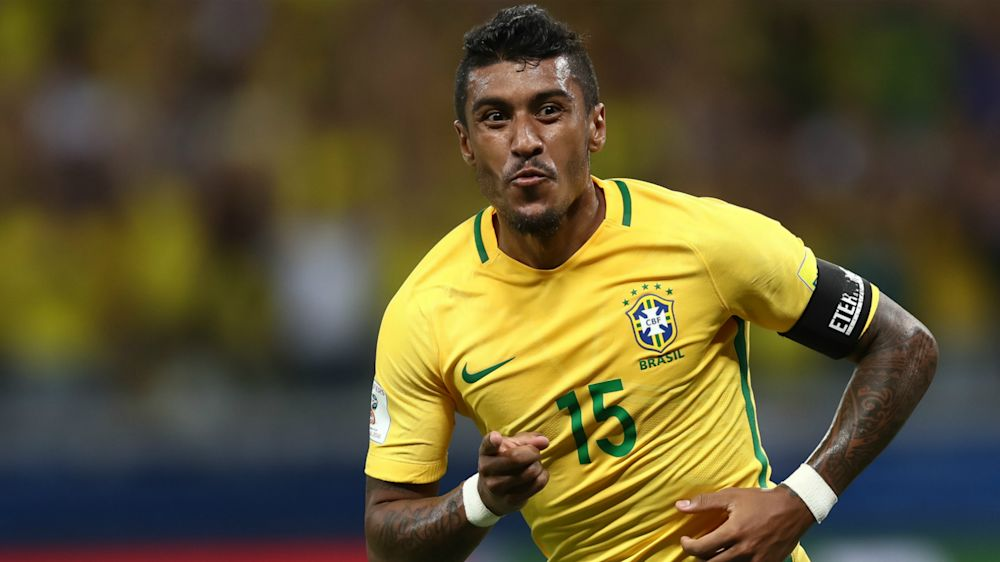 BREAKING NEWS: Barcelona complete €40m Paulinho signing from Guangzhou