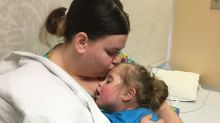 Edmonton girl, 3, suffers serious injury to her hand due to botched IV line, mother says