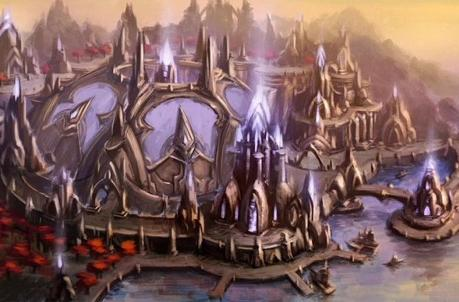 Know Your Lore: Draenor, as the draenei saw
