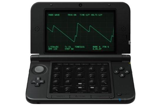 Korg DSN-12 turns your Nintendo handheld into a synthesizer, again