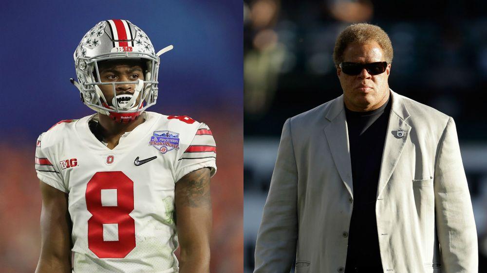 Reggie McKenzie 'totally convinced' Raiders' Gareon Conley pick is safe