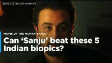 Watch: Can 'Sanju' beat these 5 Indian biopics?