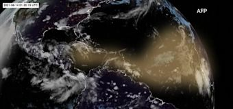 Major dust clouds barreling toward Southern state
