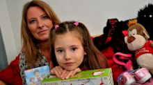 Schoolgirl vows to give away all of her Christmas presents to children in Africa