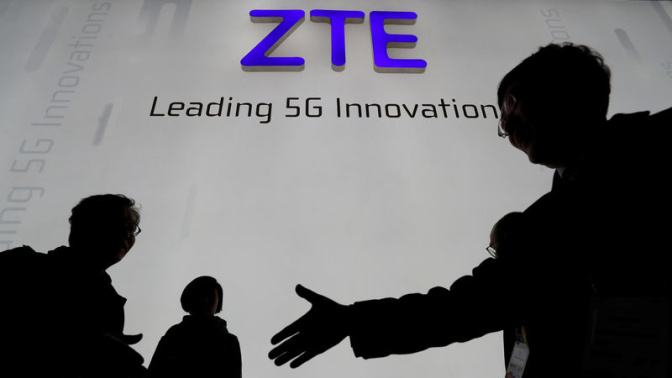 US reached deal to keep ZTE in business: NYT