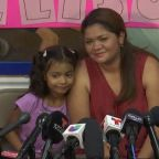 'Crying Girl' Reunited With Migrant Mom