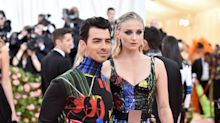 Sophie Turner and Joe Jonas Wore Matching Outfits for Their First Red Carpet as a Married Couple