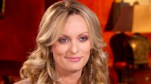 Stormy Daniels Smirks When Asked If She Had Affair With Donald Trump