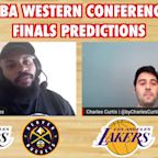 Predicting the NBA Western Conference Finals