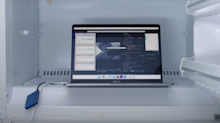 This YouTube video shows that you have to put the new $2,800 MacBook Pro in a freezer to get it to work properly (AAPL)
