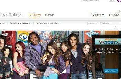 AT&T relaunches streaming video site as U-verse Online