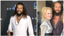 Jason Momoa says Aquaman co-star Nicole Kidman is a 'bad-ass'