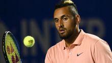 Kyrgios não vai ao US Open e pede 'responsabilidade' aos tenistas