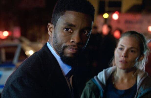 Chadwick Boseman Gave Co-Star Sienna Miller Part of His Salary on '21 Bridges'