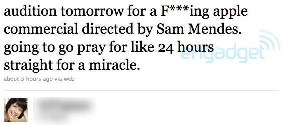 Confirmed: Apple's next iPhone will have video chat, feature to be shown in ads directed by Sam Mendes