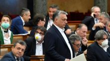 Hungary's Orban gets sweeping new powers in virus fight