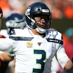 Seahawks star Wilson praying for change in the USA