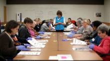 Wisconsin judge rejects bid to stop election recount