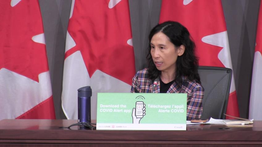 Dr. Tam says COVID-19 cases in schools 'inevitable' Video