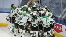 Kiviranta lifts Stars past Avs in Game 7 OT thriller