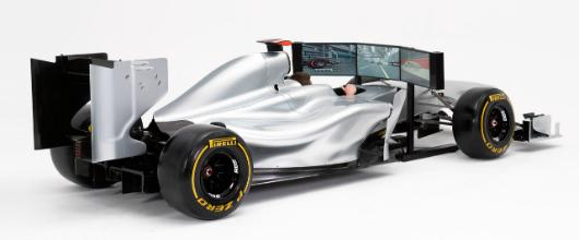 Costco UK selling full-size F1 simulator for just £90,000