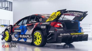 準備當「網紅車」!Subaru WRX STI「Gymkhana特式版」華麗新裝見客