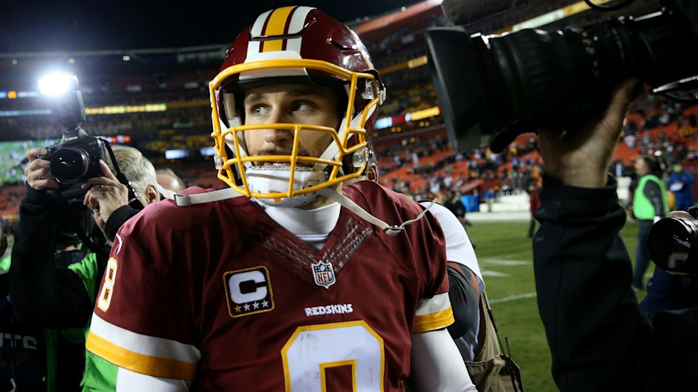 Redskins can't agree on value of Kirk Cousins because they're the Redskins
