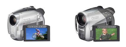 Canon announces new iVIS DVD camcorders