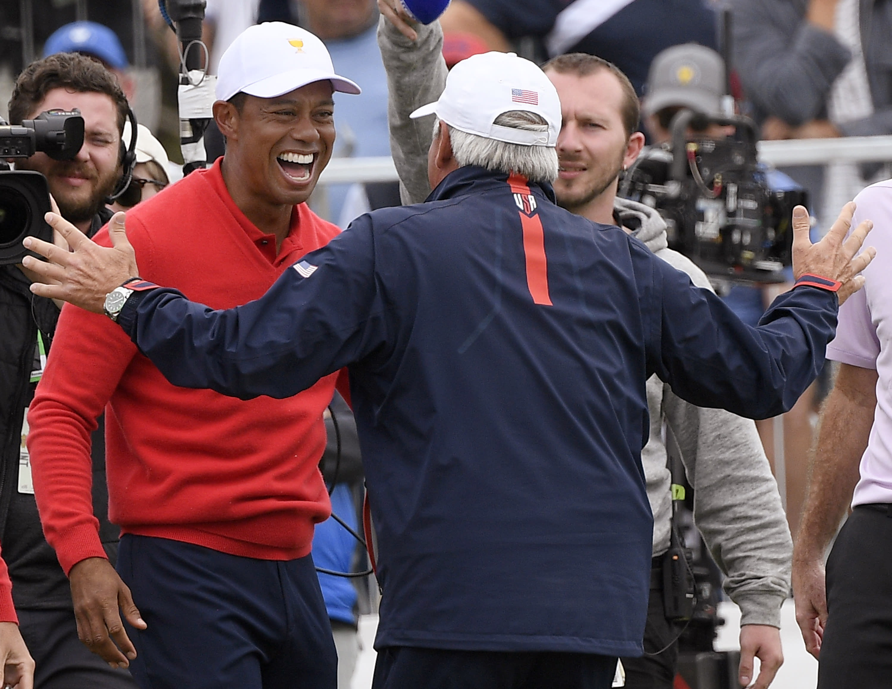 Five interesting statistics from the Presidents Cup