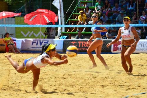 Com formato diferente, Rosário (ARG) recebe terceira etapa do Circuito Sul-Americano de vôlei de praia