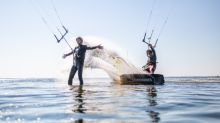 Kiteboarding champ from P.E.I. shows off the Island in new video