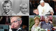 A genius who defied paralysis: Stephen Hawking's life in pictures