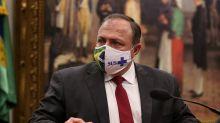 Em reunião com bronca pública em auxiliar, Pazuello diz que 'não existe fim no coronavírus'