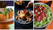 25+ Spooky Halloween Dinner Ideas