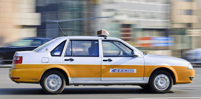 Apple's bet on Uber's Chinese rival makes plenty of sense