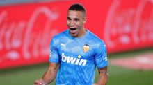 Leeds breaks transfer record to sign Rodrigo from Valencia