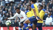 Bennett scores 1st-ever goal at new Tottenham stadium