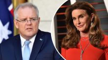 Scott Morrison stumped answering Caitlyn Jenner question: 'Sorry?'