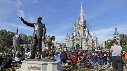 Disney sued for alleged failure to pay living wage
