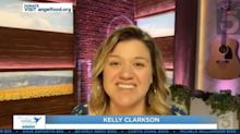 Kelly Clarkson Makes First Public Appearance Since Filing for Divorce From Brandon Blackstock