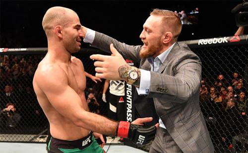 UFC Fight Night no Tennessee pode render lucros de até 400%