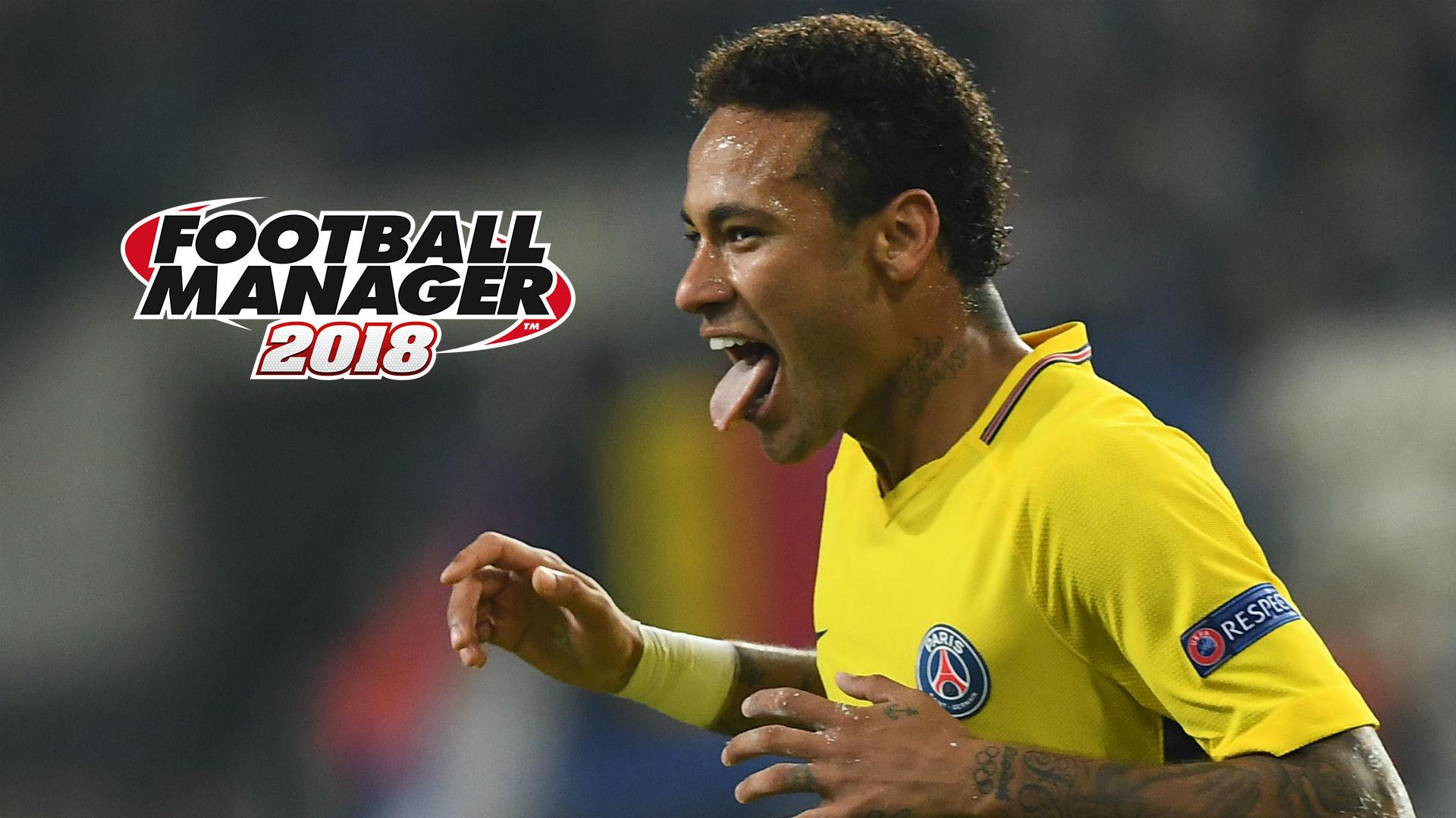 Football Manager 2018: Neymar, Messi & the most expensive ...