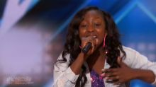14-year-old rapper on 'AGT' shines with original song about gun violence