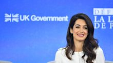 Amal Clooney quits as UK envoy over Johnson's Brexit Bill